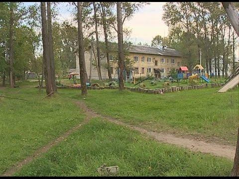 Приволжское поселение: спортзал для детворы
