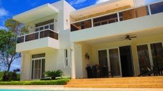 "Modern Luxury Dream Villas Built to Order in Sosua ""Dominican Republic Real Estate"""