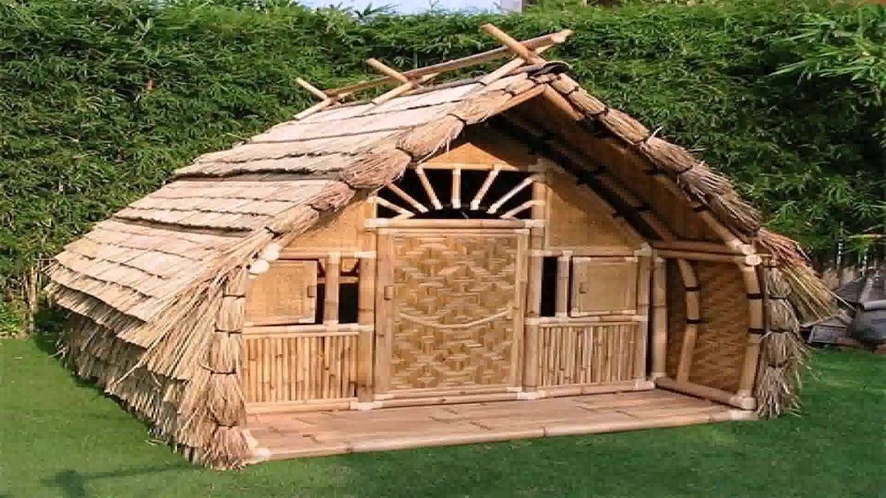 Bamboo Rest House Design Philippines Daddygif See