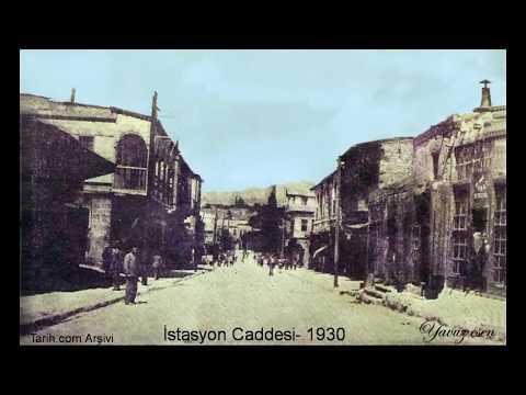 Eski Niğde Fotoğrafları Albümü Video