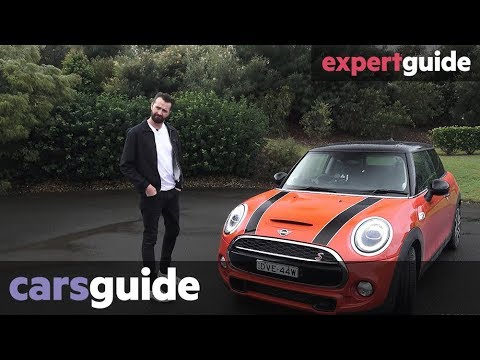 Mini Cooper 2018 review