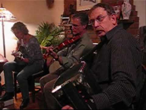 Paddy O'Brien (2) - How to play Slip Jigs & Reels - House Concert - Nov 08