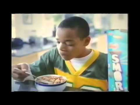 Kellogg's Smorz Cereal Commercial (2003)