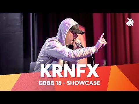 KRNFX | Grand Beatbox Battle Showcase 2018