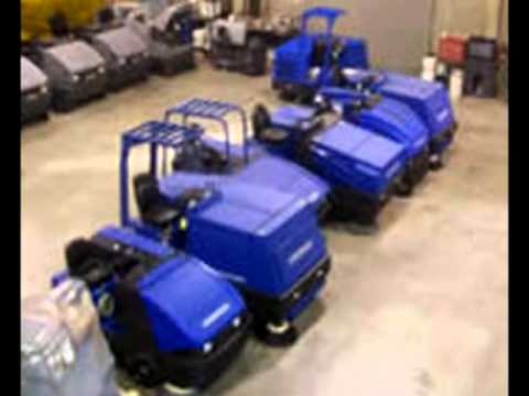 Floor Scrubbers In Orange County | Used & Rental Floor Cleaning Equipment By Total Clean Equipment