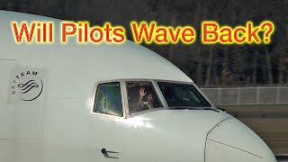 Pilots are cool people!