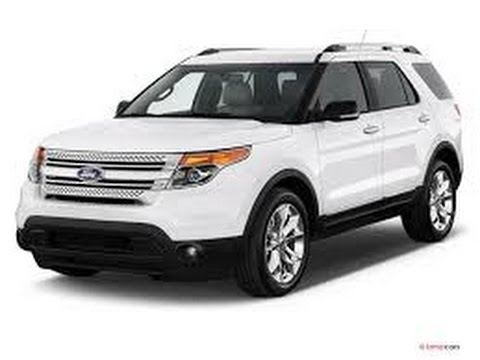 2015 Ford Explorer Test Drive/Review by Average Guy Car Reviews