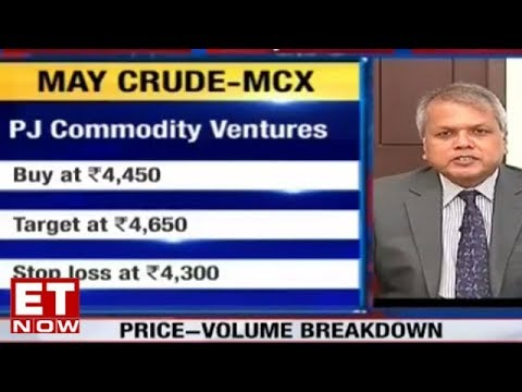 Shreekant Jha Of PJ Commodity Ventures Speaks To ET Now