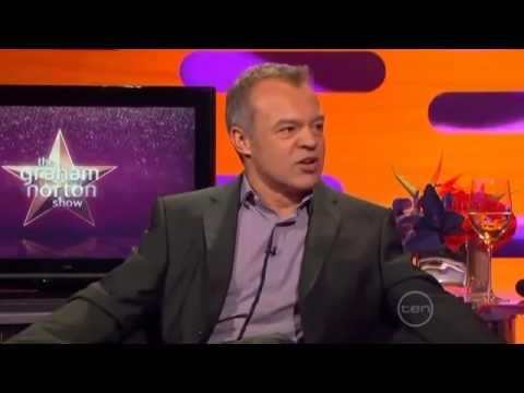 The Graham Norton Show S10x11 Gerard Butler, Karen Gillan, Martin Freeman Part 1 YouTube
