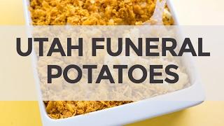 Utah Food Favorite: Funeral Potatoes