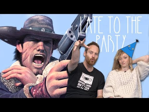 Let's Play Red Dead Revolver - Late to the Party