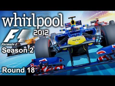 F1 2012 -  WRPL Season 2 - Round 18 [UAE]