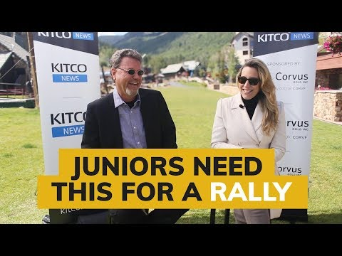 """Now Is """"absolutely"""" The Buying Time For Junior Miners"""