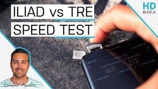 ILIAD vs WIND TRE: SPEED TEST E COPERTURA A MILANO