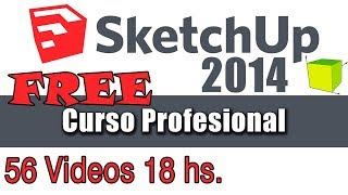 Tutorial español de Sketchup 2014 - 35 Los Materiales 02