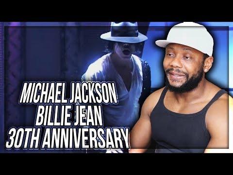 Michael Jackson - Billie Jean (30th Anniversary Celebration) (Remastered Widescreen) REACTION!!!