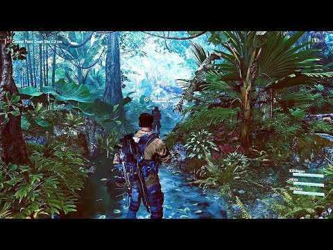 [4K] THE DIVISION 2 - E3 2018 Gameplay Demo @ 2160p UHD ✔