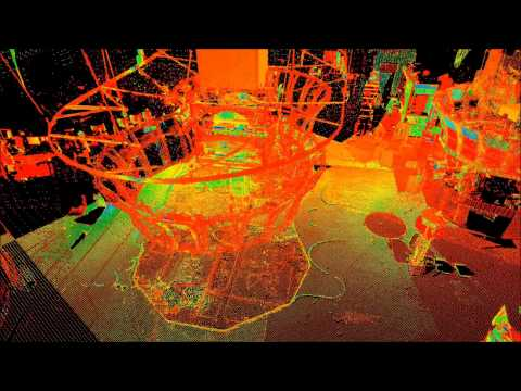 3D Laser Scanning at the New York Stock Exchange