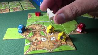 Maratona Carcassonne - Parte III -  The Tower e The Princess & The Dragon  - Neno Review 007