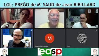 09 PREĜO DE M' SAUD de Jean RIBILLARD (pridiskutita teksto) – 2ª de Septembro de 2021