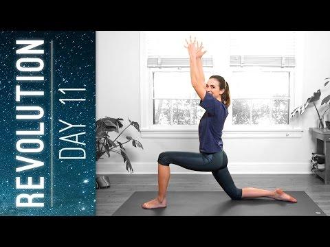 Revolution - Day 11 - Align Practice