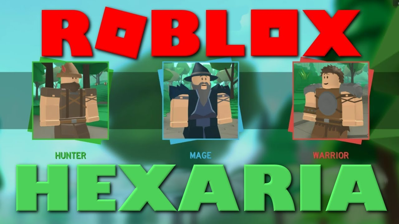 Hexaria | Exclusive Look at this New Roblox Roleplay Game ...