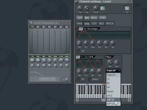 FL Studio - Filters Explained - Warbeats Tutorial - YouTube