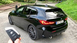 New Bmw 1 Series 2021 Full In Depth Review Exterior Interior Infotainment M Sport 118i Youtube