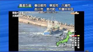 東北関東大震災 - Tsunami No.02
