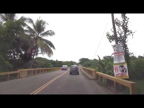 DOMINICAN REPUBLIC (DR):  FROM SANTIAGO TO PUERTO PLATA