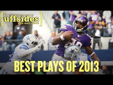 Best plays of the 2013 NFL season - Uffsides
