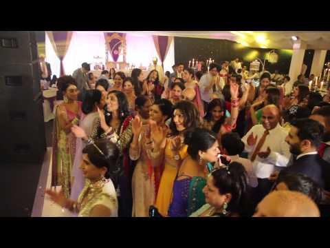Sukhshinder Shinda performance - Live Unedited - Sikh Punjabi Wedding