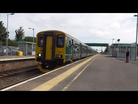 Trains & Tones @ Severn Tunnel Junction 24/8/16