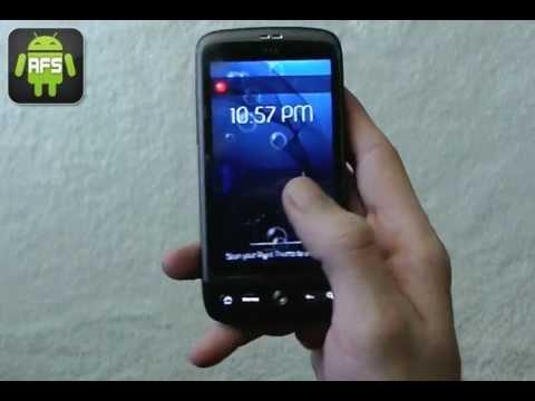 how to add video as lockscreen