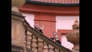 Prague Brass Ensemble: Valerius Otto - Pražské tance (Galliarda)