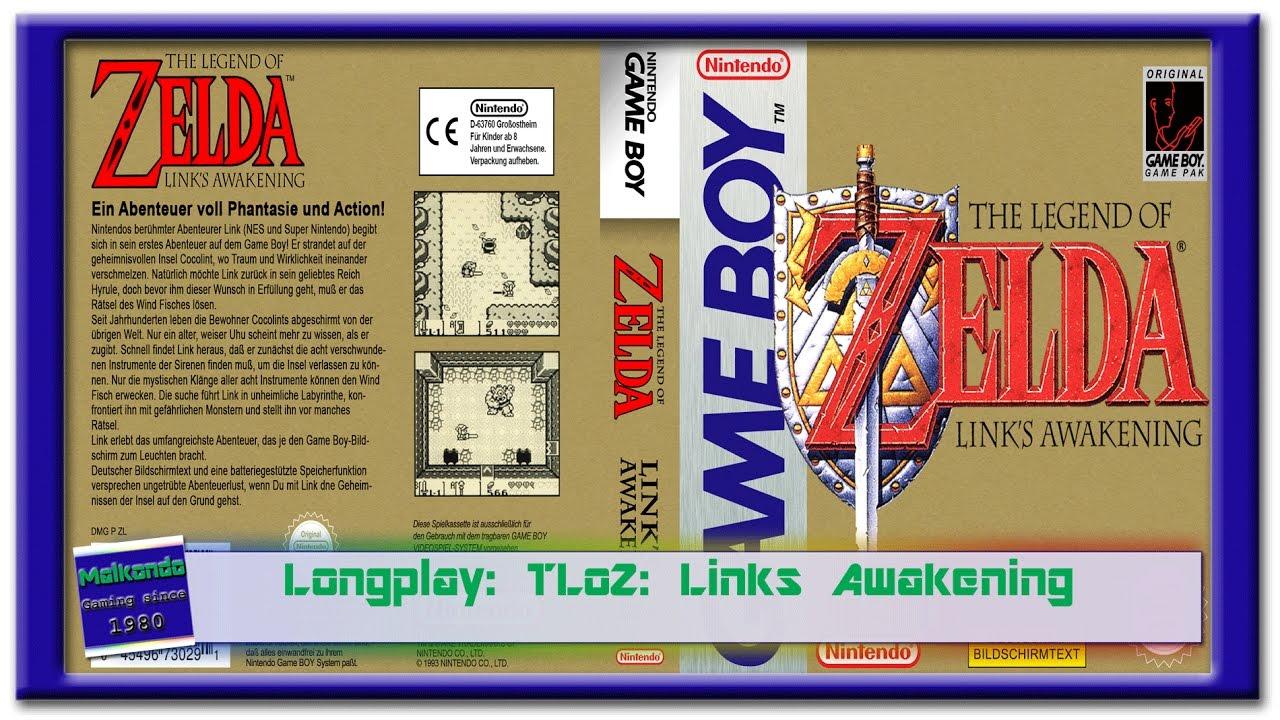 Game boy color legend of zelda - The Legend Of Zelda Links Awakening Gameboy Longplay