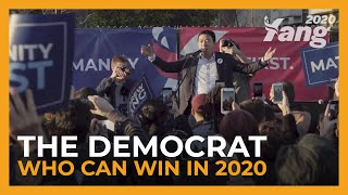 The Democrat Who Can Win in 2020 - Andrew Yang in San Francisco, CA