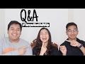 Q&A #TanyaAbelAditAip ft Abel cantika & Aip - Food Papa