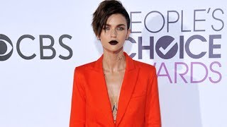 Ruby Rose Throws Shade at Newest Katy Perry Single