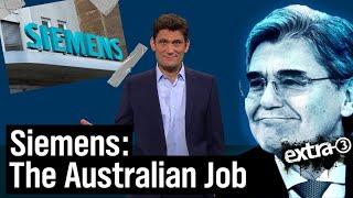 Siemens' australisches PR-Desaster