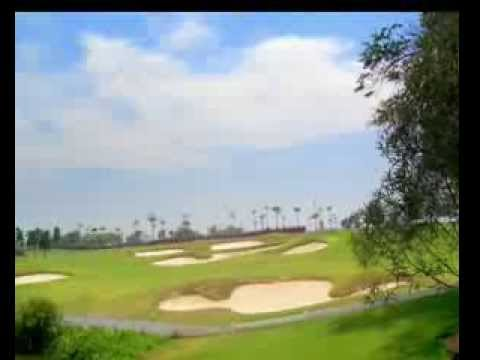 """Golf Holidays in Thailand """"Rancho Charnvee Country Club"""""""