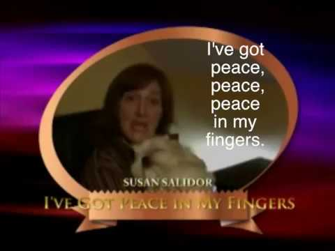Songs for Kids: Remembrance Day Song: Peace in My Fingers with Subtitles