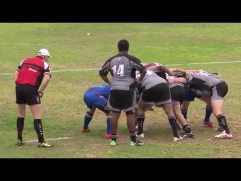 Port Augusta Goannas vs Olympic Dam Barbarians (2016) | SGRL