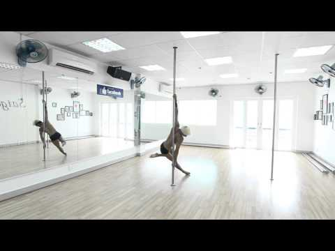 Chỗ nào dạy pole dance Quận 5 - Magazine cover