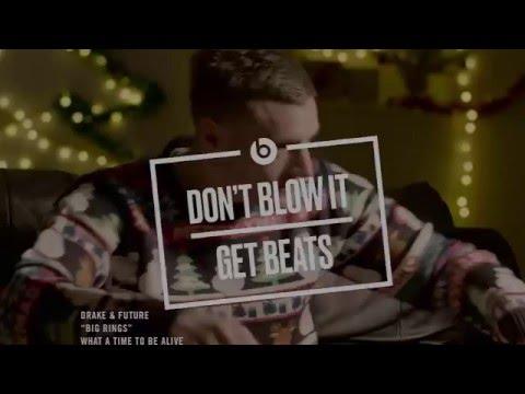 Leicester striker Jamie Vardy stars in Beats By Dre – Don't Blow It advert