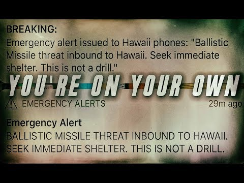 Hawaii: Govt Protects Itself, You're On Your Own