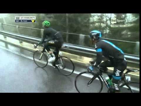 Tour de Romandie, Marly - Diablerets - Stage 4 - 2013