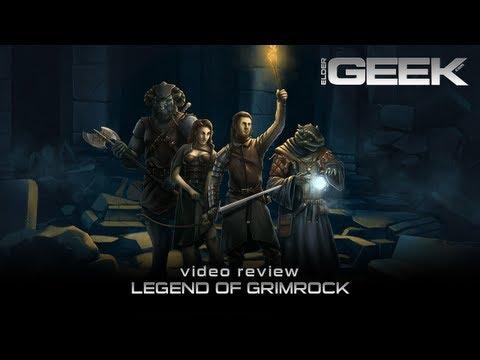 Legend of Grimrock Video Review