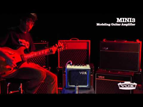 VOX MINI3 Product Overview