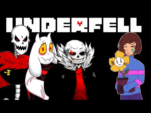 UNDERFELL: THE COMPLETE STORY GAME